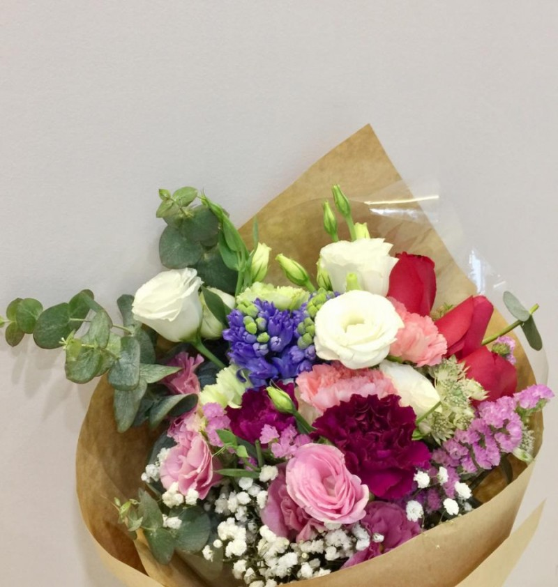 Seasonal Mix Blooms Bouquet