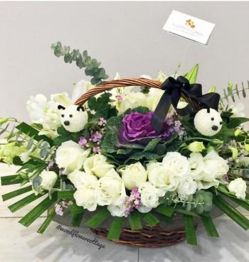 Condolence Arrangement (Pets)